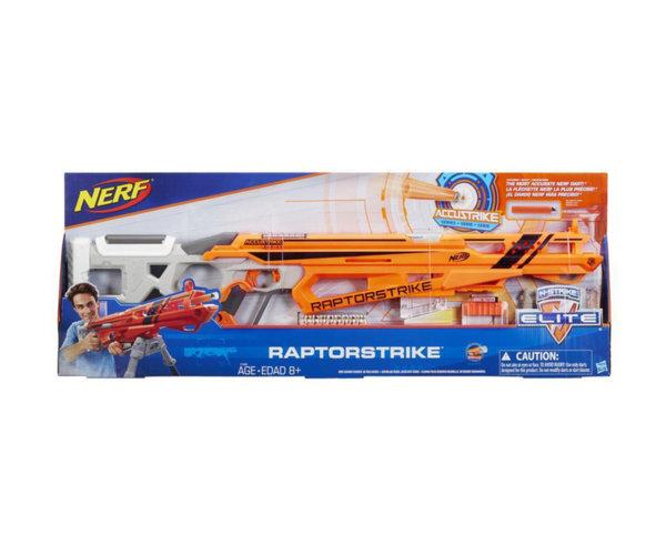 Бластер Nerf Accustrike Raptorstrike
